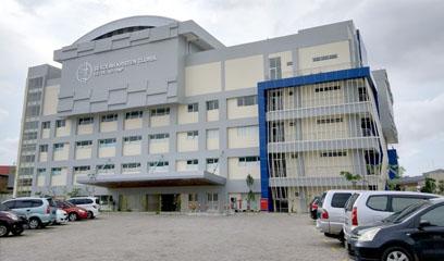 Sekolah Kristen Gloria Pakuwon City - Aula SMP Lantai 5
